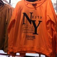 NYC slogan