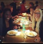 rescue dinner at Princi!