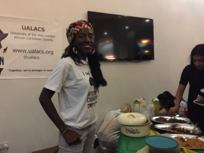 UAL ACS African Food