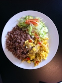 Ackee and Salt fish: Caribbean cuisine at Blooming Scent supported by Princes Charles