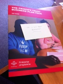 Who's your target audience? The 4-day intensive Princes Trust Business Programme