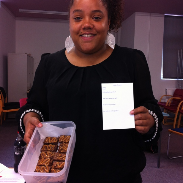 Sweet Treats: Princes Trust gives young people a chance to be their own boss