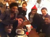 Seoul friends