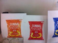 Sunmo Plantain Crisps