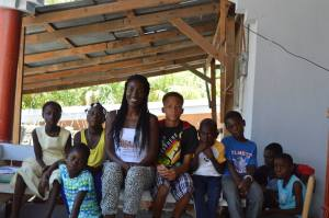 Haiti double vision