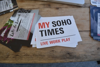 Supporting My Soho Times!