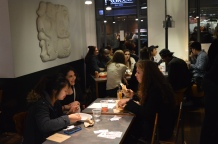 Chipotle Freshers Social