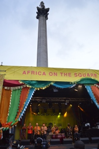 Africa on the Square: Let's do Lunch