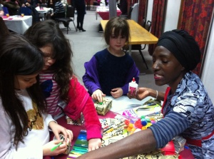 Sankofa boxes workshop