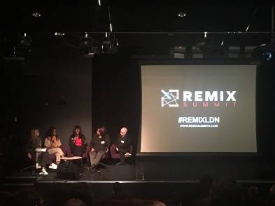 Remix Summit panel 2018