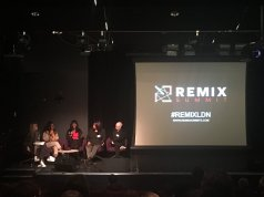 Speaking at Remix Summit