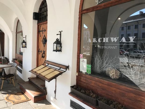 Archway restaurant Hradec Králové LDL