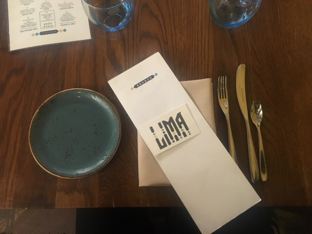 Let's do Lunch Network: Lima Floral